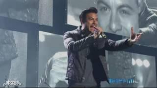 Carlos Rivera en los Premios Telehit 2016