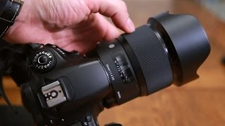 Sigma 20mm f/1.4 'Art' lens review with samples (Full-frame and APS-C)