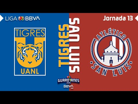 U.A.N.L. Tigres San Luis Goals And Highlights