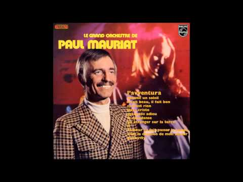 Paul Mauriat - L'Avventura (France 1972) [Full Album]
