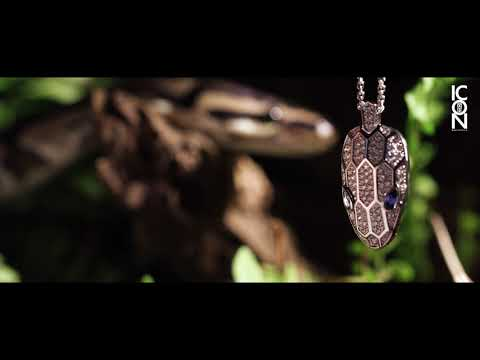 《ICON》X Bvlgari:灵蛇魅影