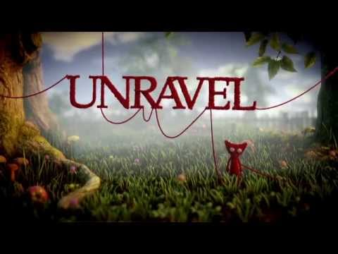 Unravel Reveal  Intro and Trailer E3 2015 EA Conference EAE3