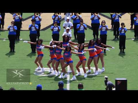 Hunters Lane High School - Field Show - 2018 SHC BOTB