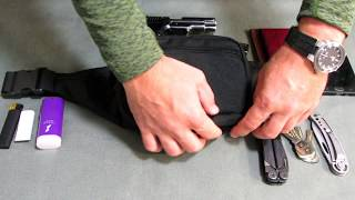 Сумка поясная , для скрытого ношения оружия СП 1