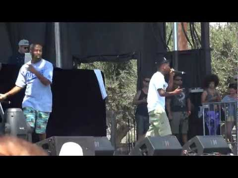 """Murs & Fashawn """"Life As A Shorty"""" (Live) Rock The Bells 2012"""