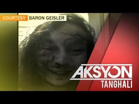 Baron Geisler, muling nasangkot sa gulo