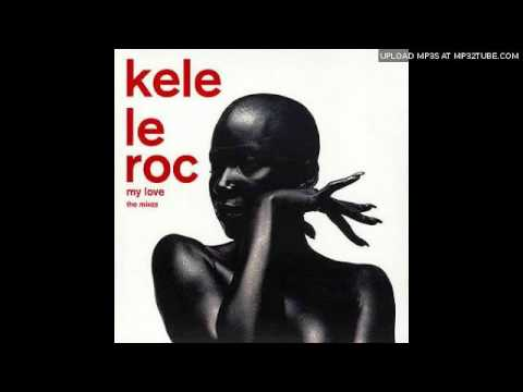 Kele Le Roc 'My love' (Paul Masterson club mix)