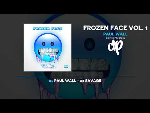 Paul Wall - Frozen Face Vol. 1 (FULL MIXTAPE)