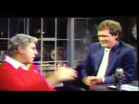 Coach Bobby Knight talks to Letterman about throwing chair ...