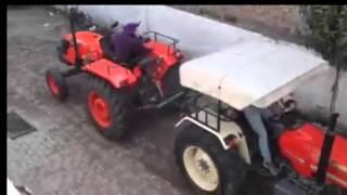 swaraj 855 5star vs kubota tractor tochen