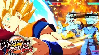 Dragon Ball FighterZ HD Gameplay! First Impressions and Thoughts From E3!