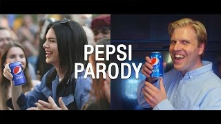 Kendall Jenner Pepsi commercial parody - The Feed