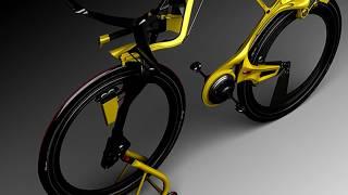 ВЕЛОСИПЕДЫ БУДУЩЕГО. СУПЕР ВЕЛОСИПЕДЫ, КОНЦЕПТЫ, ГИБРИДЫ(Сегодня поговорим об очень интересных моделях велосипедов - велосипедов будущего. Супер-велосипеды – миф..., 2016-10-12T13:52:47.000Z)