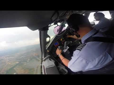 Embraer 195 - Voo Cuiabá - Londrina