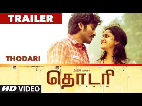 Thodari Trailer || Dhanush, Keerthy Suresh || D. Imman || Yuga Bharathi || Tamil Movies