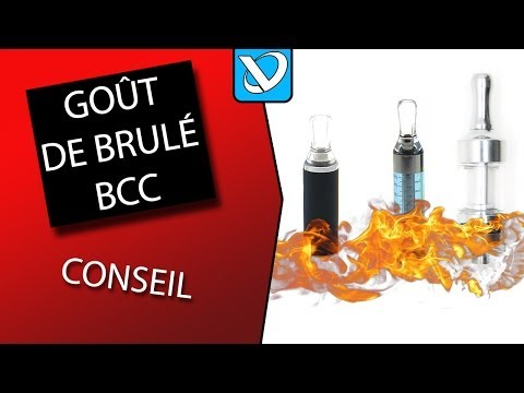 """Gout de brulé evod, protank, protank 2 """"type bcc"""" astuce et amélioration"""
