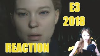DEATH STRANDING E3 2018 TRAILER REACTION