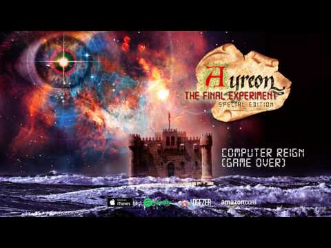 Ayreon act iii visual echoes listen to the waves