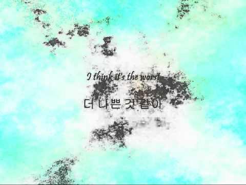 NU'EST - Not Over You [Han & Eng]