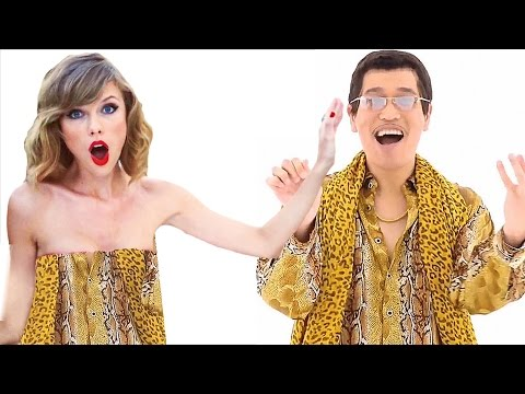Thumbnail: Pen Pineapple Apple Pen ✒🍍🍎✒ PPAP in 9 Music Styles