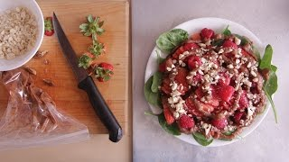 Red Velvet Cake Salad Recipe 1 Of #10000salads