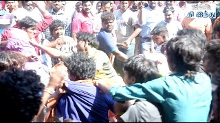 Rajni Fans Fight - Lingaa First day First Show | Tamil The Hindu