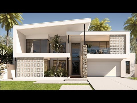 The Sims 4 | Australian Modern Family House! | Speed Build + Download Links