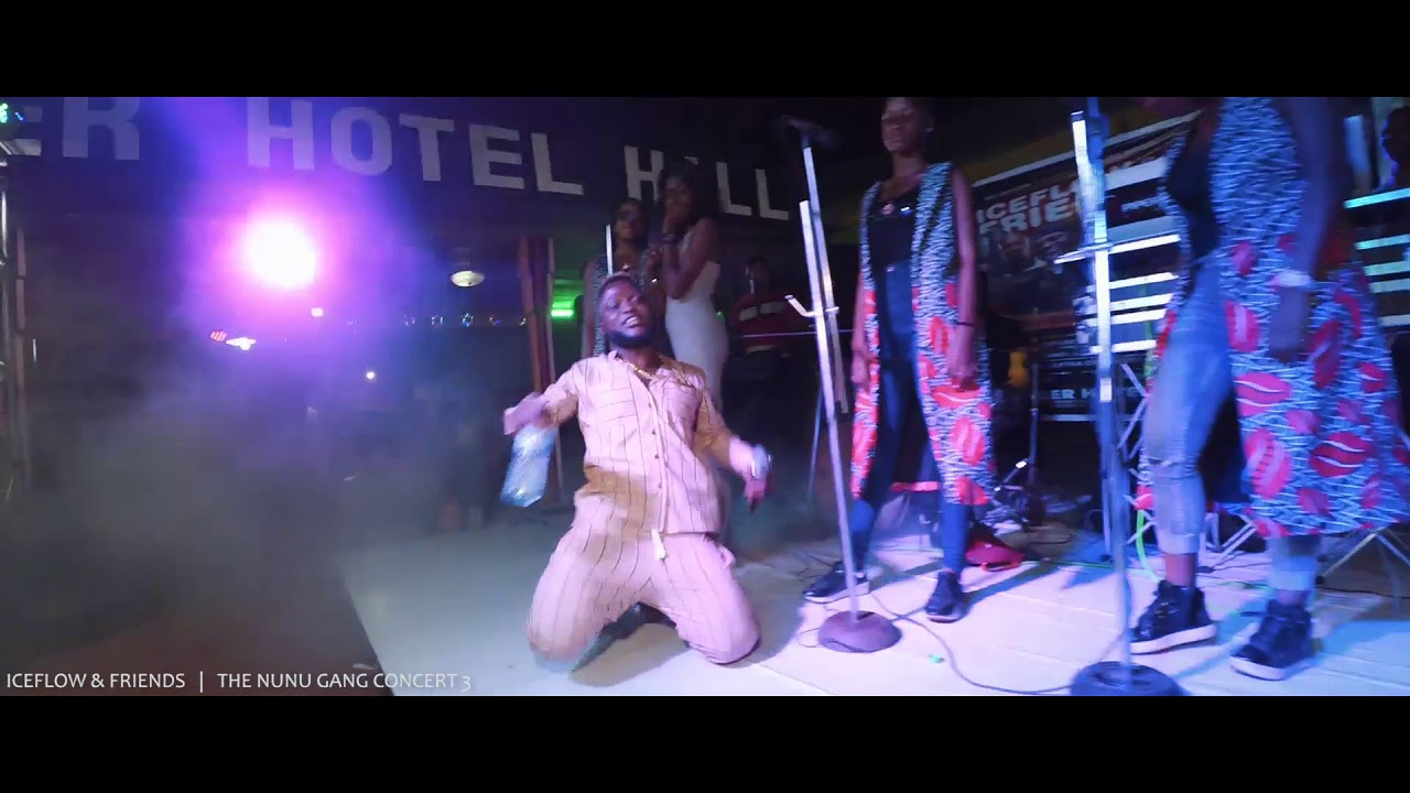 Download Highlights form Iceflow & Friends 3rd Edition (ft. Skales,joel,Minjin and more)