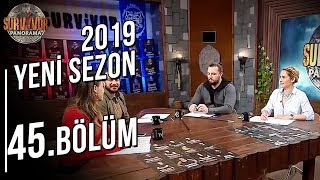 Survivor Panorama | 4.Sezon | 45.Bölüm