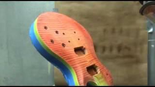 Luthier Tips du Jour - The Sunburst finish