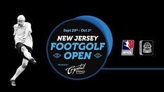 New Jersey FootGolf Open 2017