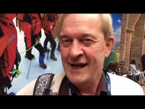 Internazionale a Ferrara intervista a Michael Braun