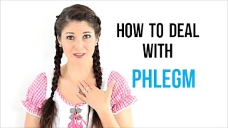 Freya's Singing Tips: How to deal with PHLEGM