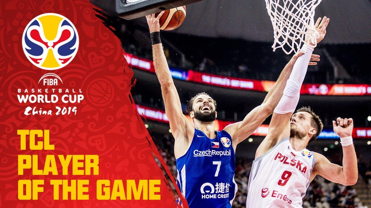 Vojtech Hruban | Poland v Czech Republic | TCL Player of the Game