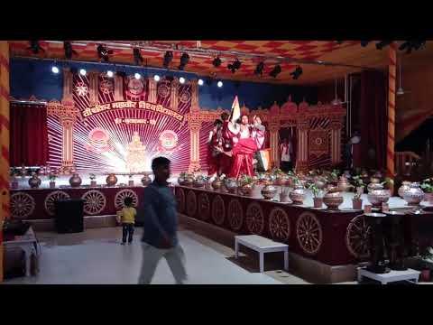 performance on navkar mantr by TMU student.
