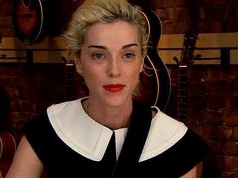 St. Vincent on The Art of Music