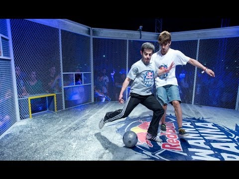 1-on-1 Football Contest - Red Bull Wanna Panna 2013 Kuwait/ا