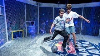 1-on-1 Football Contest - Red Bull Wanna Panna 2013 Kuwait/الهاجري يحتفظ بلقب, ريد با وانا بانا