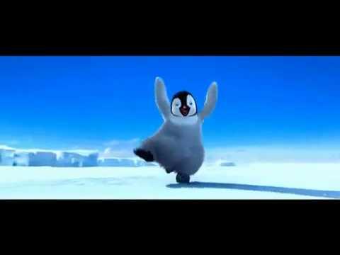 Клип с пингвинами шакиров