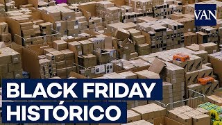 [Black Friday 2018] Récord de ventas histórico en España 💲