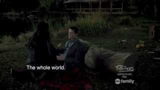 Switched at Birth. Season 3 Spring Finale. Bay and Emmett Scene