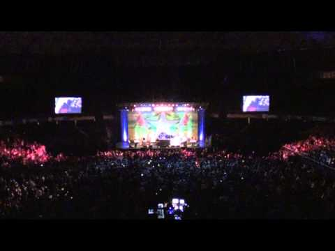 Ringo Starr en Chile - Concierto Completo (Nov. 4, 2011)