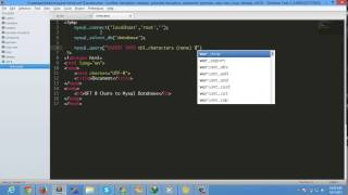 PHP   Storing utf8 characters properly in MySQL database 720p