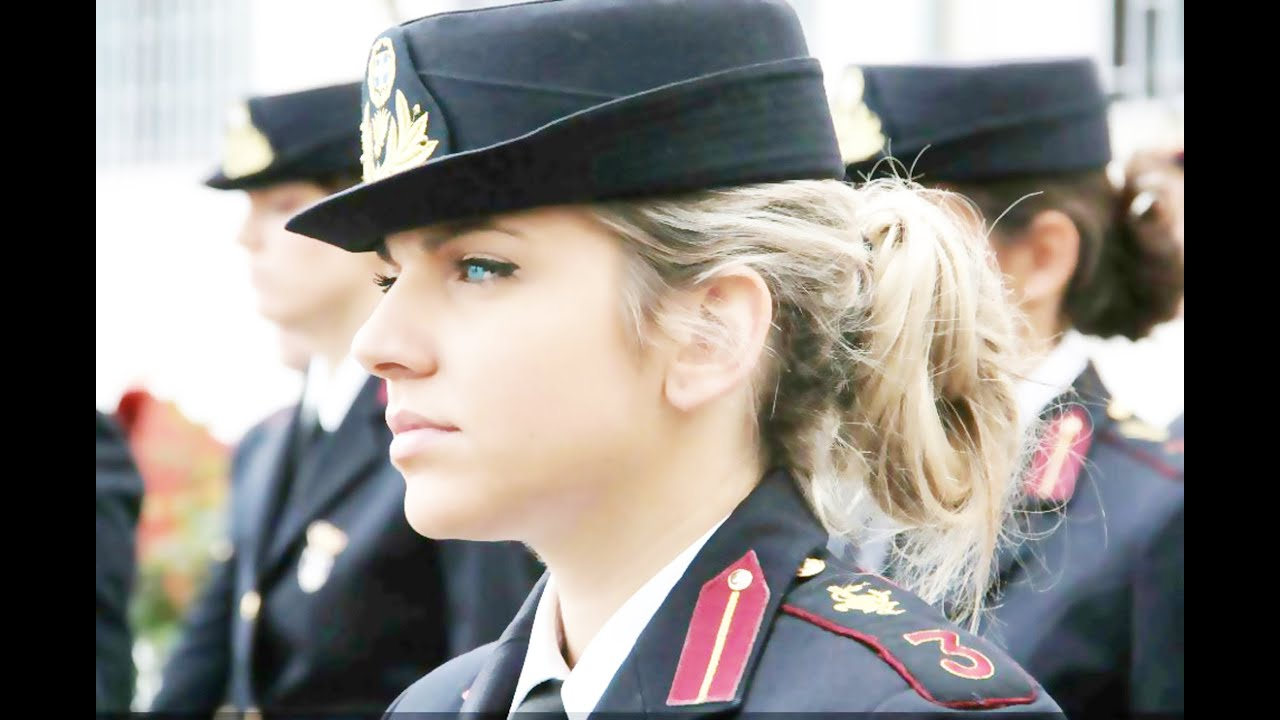 Beautiful Russian Female Military Parade 2 7 Youtube