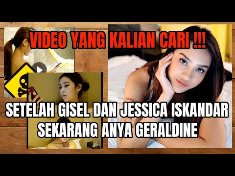 VIDEO ANYA GERALDINE YANG VIRAL
