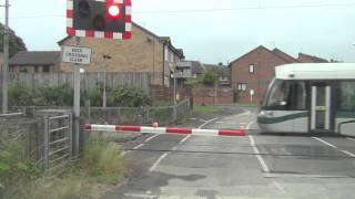 Butlers Hill Level Crossing