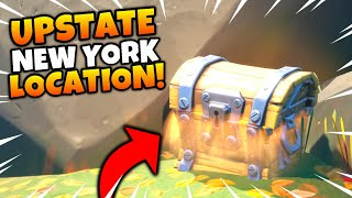 Fortnite UPSTATE NEW YORK Location! - Search Chests at Upstate New York (Week 10 Challenge Guide)