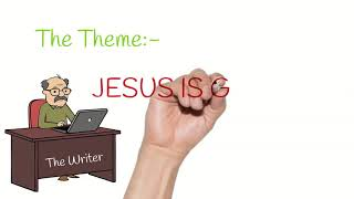 Hebrews 4:14-5:10 - Church Service, 23rd August 2020