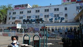 Bronx's Spofford Detention Center