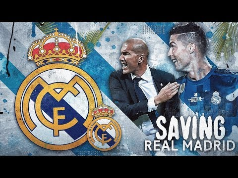 SAVING REAL MADRID LIVE!! - FIFA 18 REAL MADRID CAREER MODE PART 1
